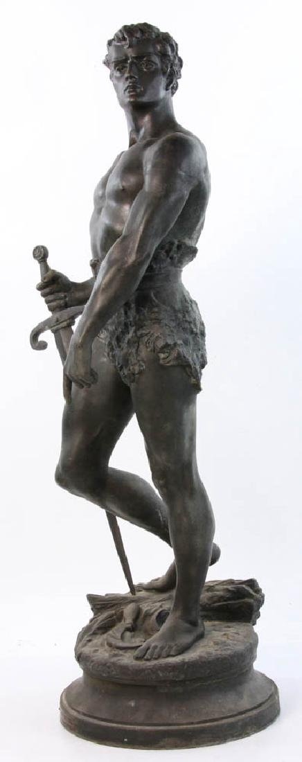 Sculpture, Defence du Sol, After Constant - 3