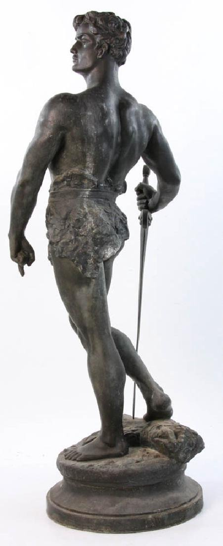 Sculpture, Defence du Sol, After Constant - 4