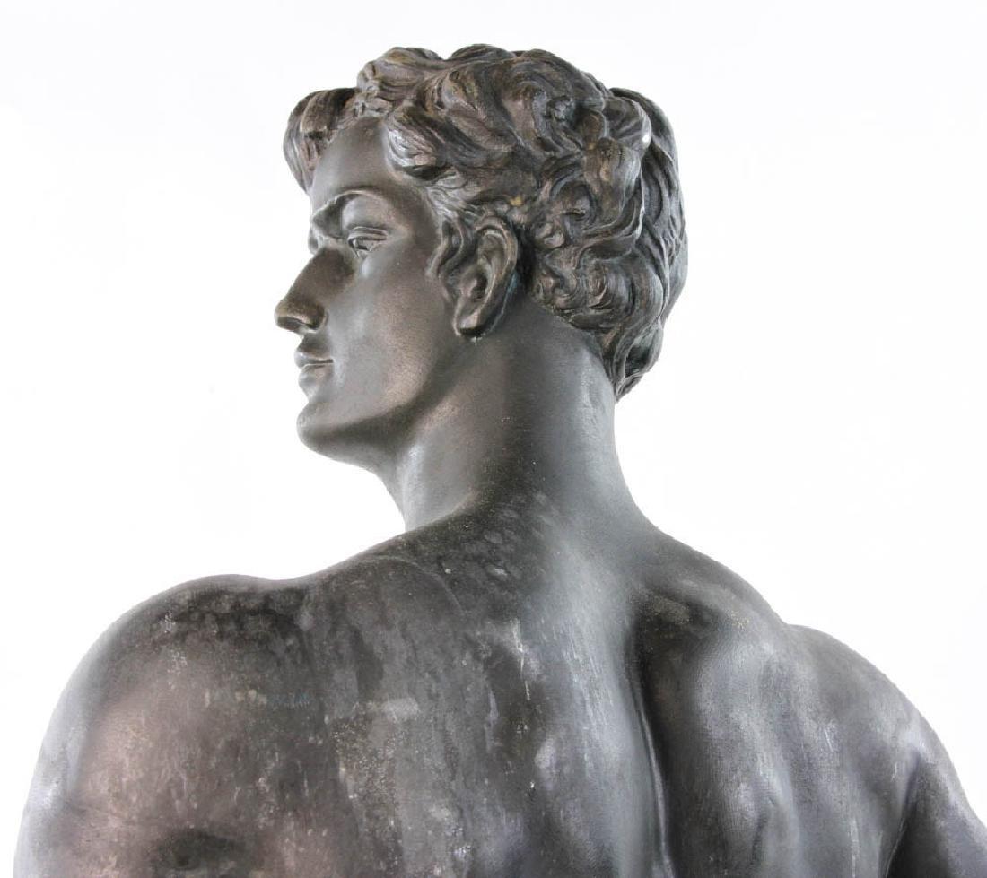 Sculpture, Defence du Sol, After Constant - 6