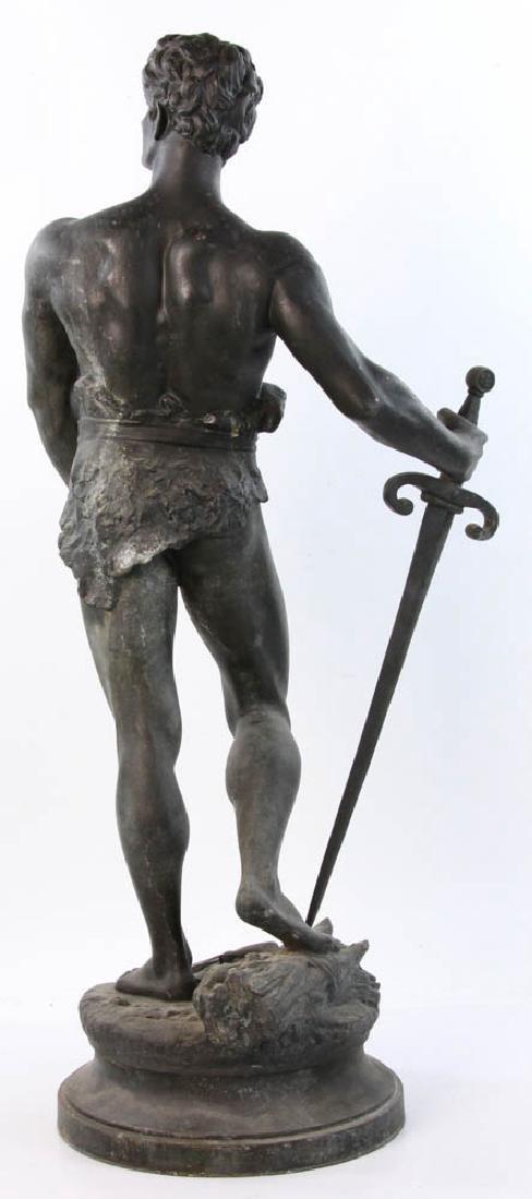 Sculpture, Defence du Sol, After Constant - 7