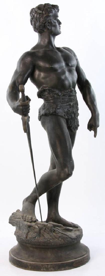 Sculpture, Defence du Sol, After Constant - 9