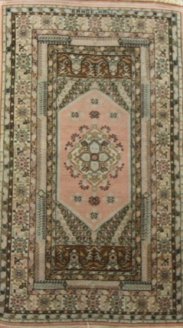 Turkish Prayer Rug - 2