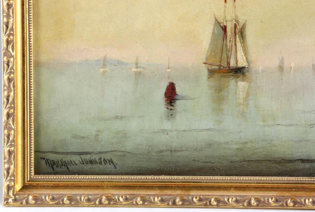 Marshall Johnson Painting - 4