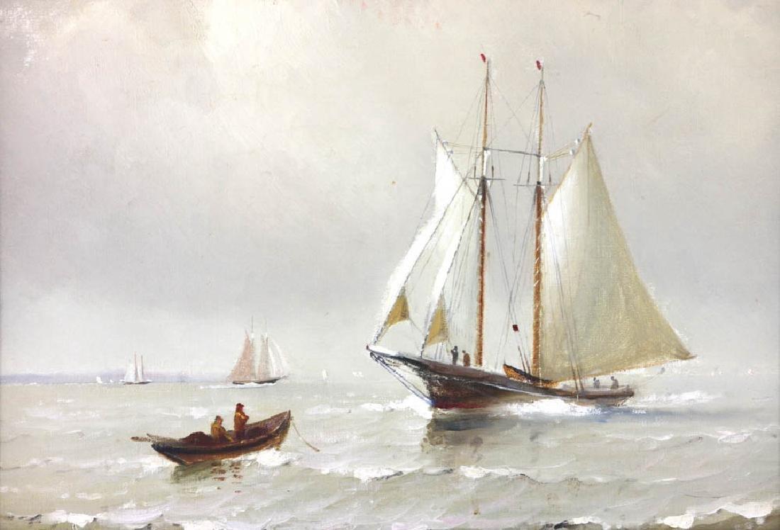 Marshall Johnson Painting - 2
