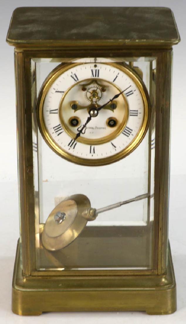Camerden and Forster Clock