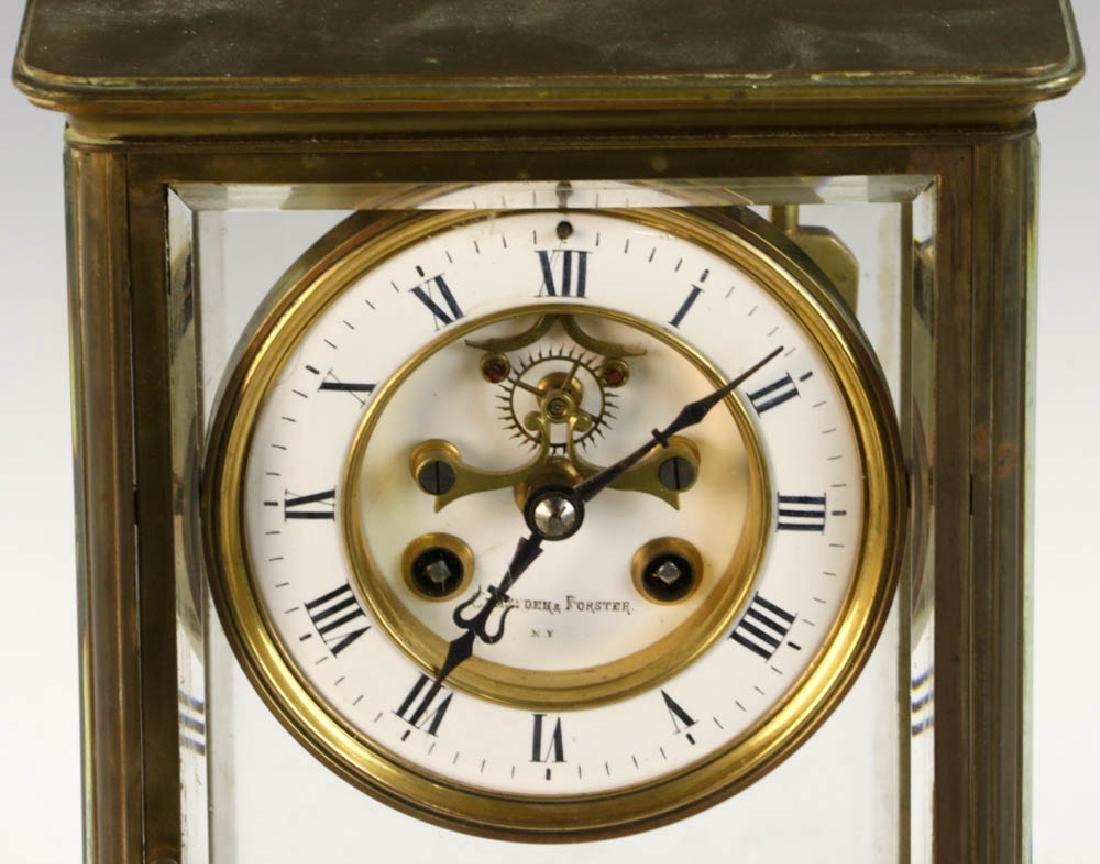Camerden and Forster Clock - 2