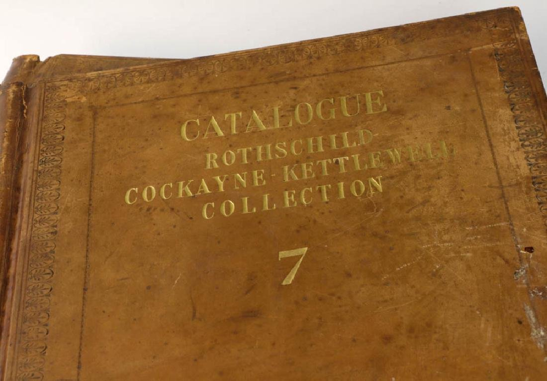 Rothschild Cockayne Kettlewell Collection - 4