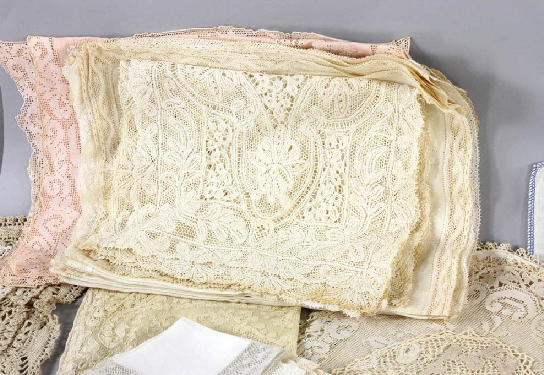 Collection of Linens, Placemats, Napkins - 4