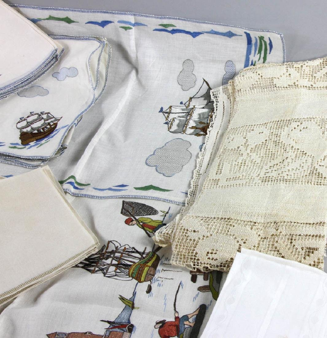 Collection of Linens, Placemats, Napkins - 5