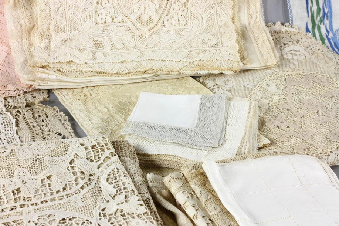 Collection of Linens, Placemats, Napkins - 6