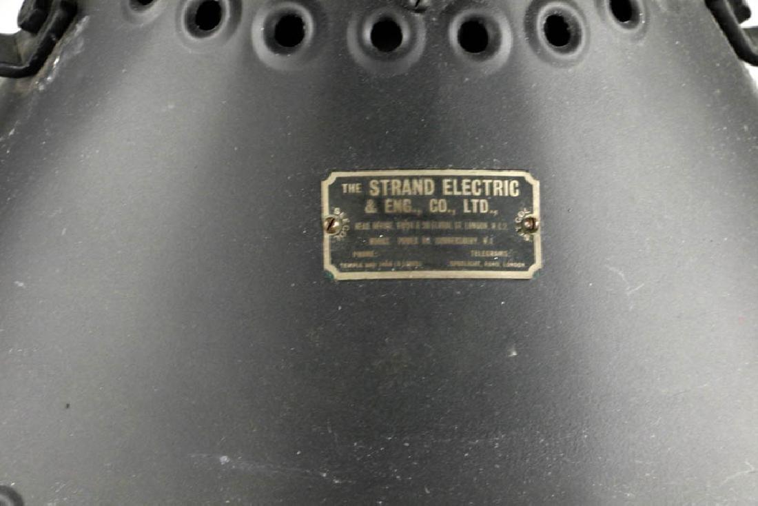 Large Vintage Tin Movie Set Light - 2