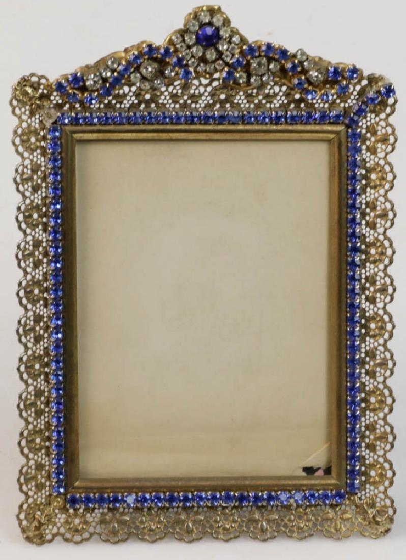 Five Vintage Picture Frames - 5