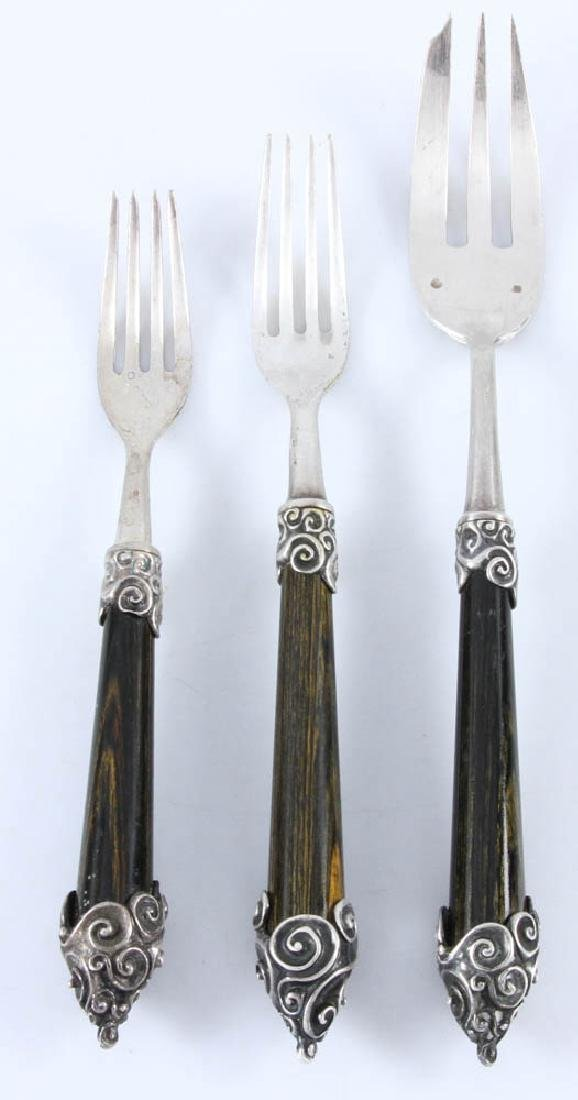 French Silverplate Flatware - 2