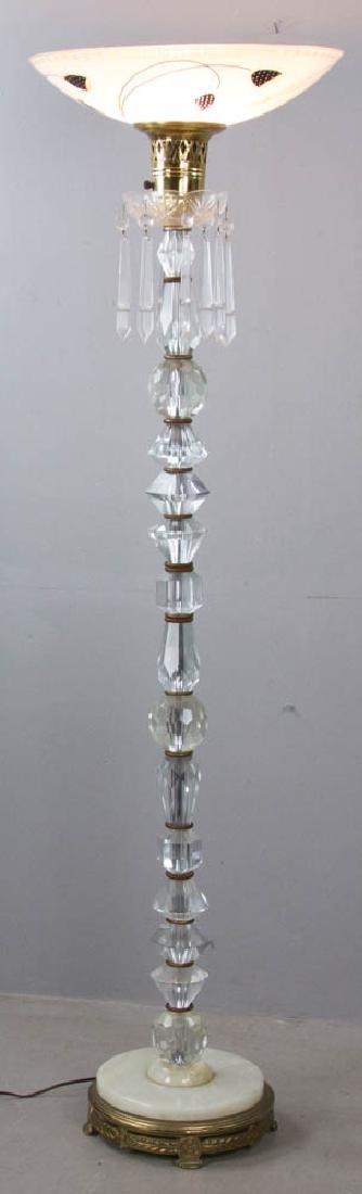 Art Deco Floor Lamp - 2