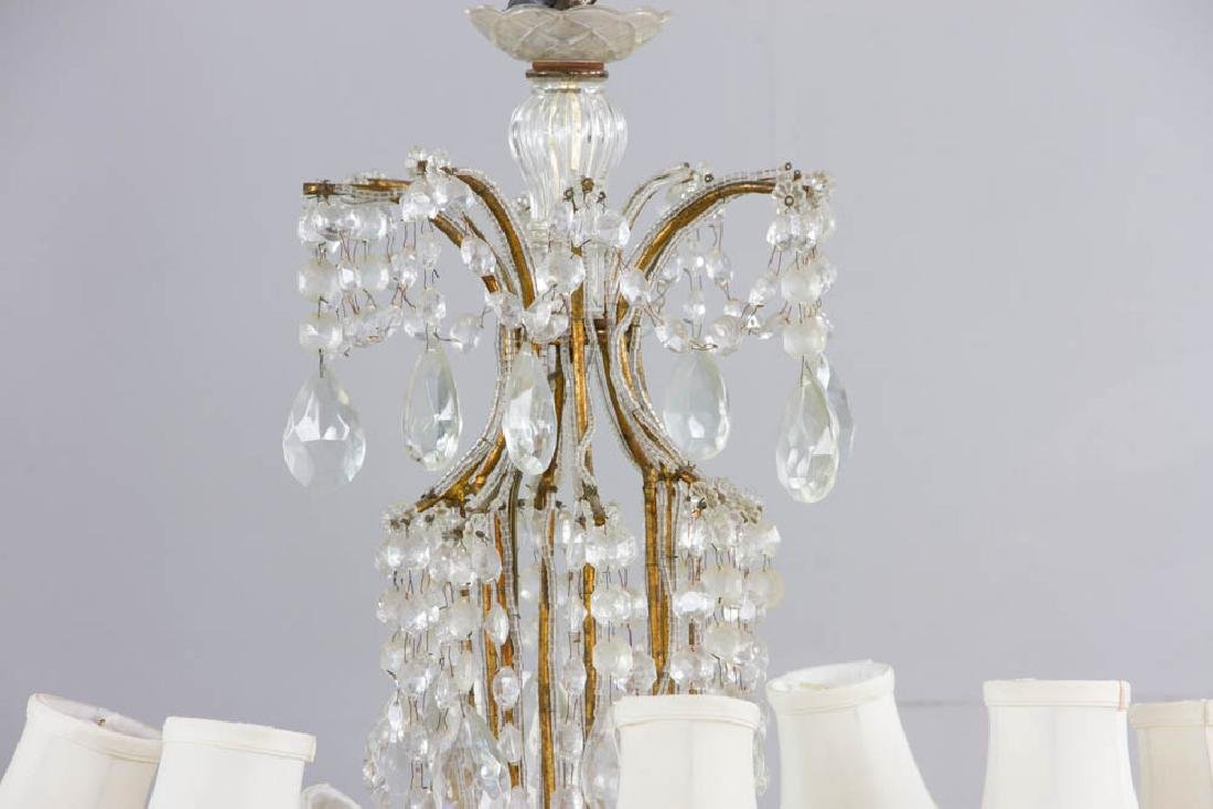 Crystal Chandelier - 4