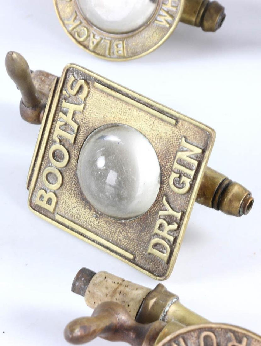 English Brass Bar Accessories - 3