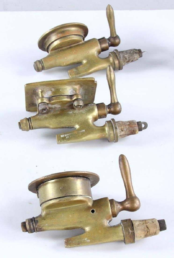 English Brass Bar Accessories - 5