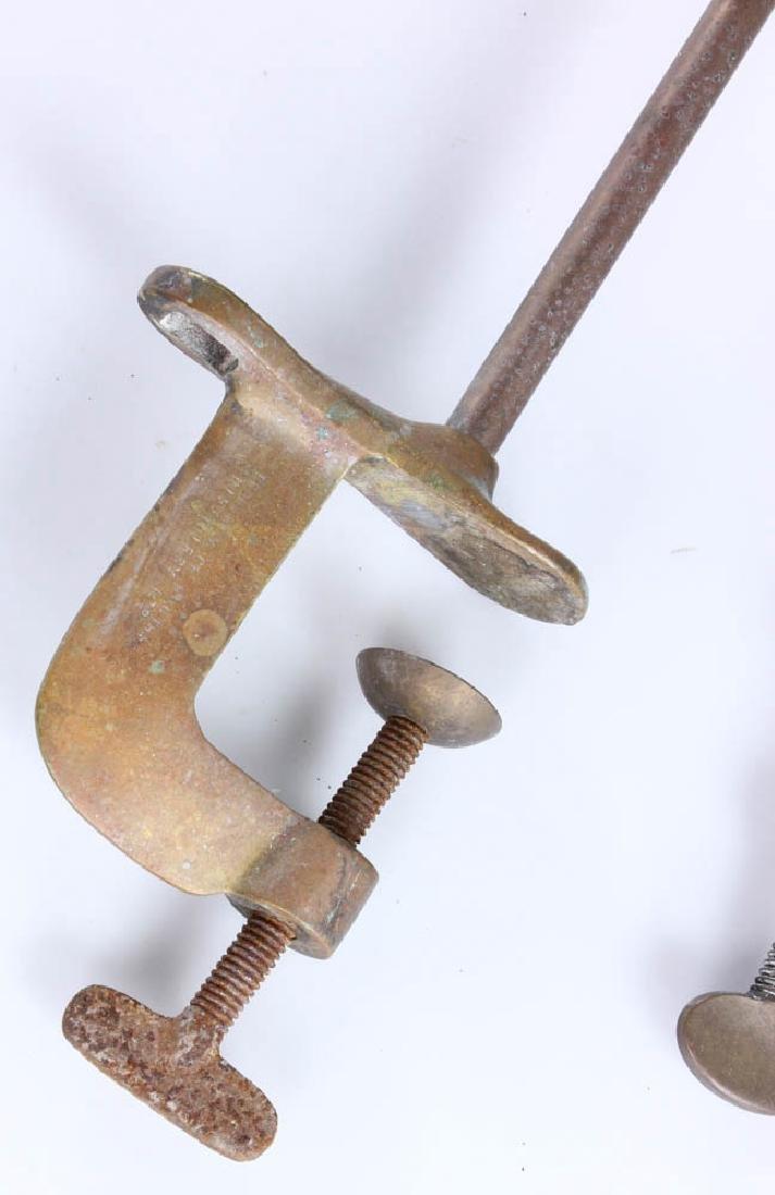 English Brass Bar Accessories - 9