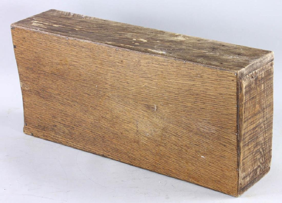 Late 19th C. French 10-drawer Spice Box - 4