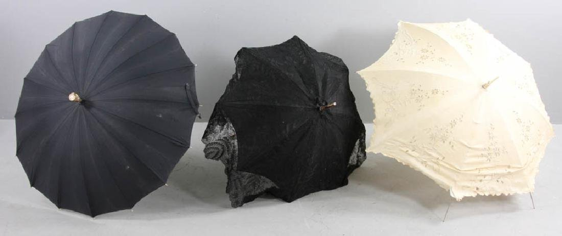 Collection of 19th C. Parasols - 8
