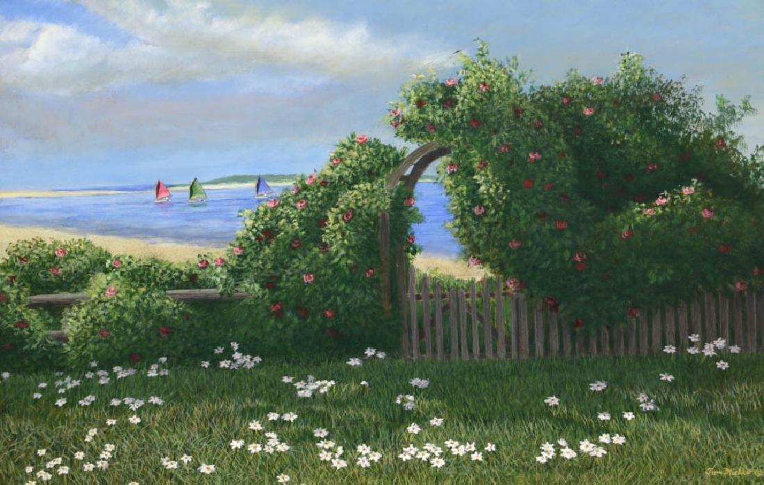 Tom Mielko Oil on Canvas - 2