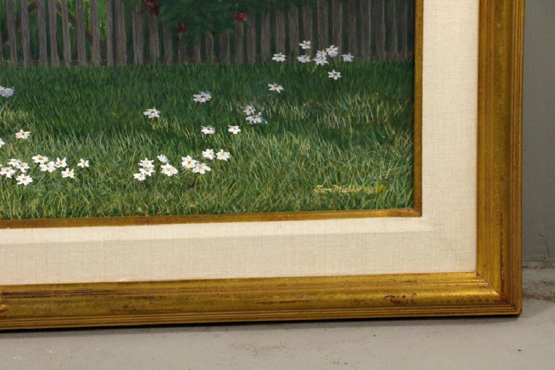 Tom Mielko Oil on Canvas - 3