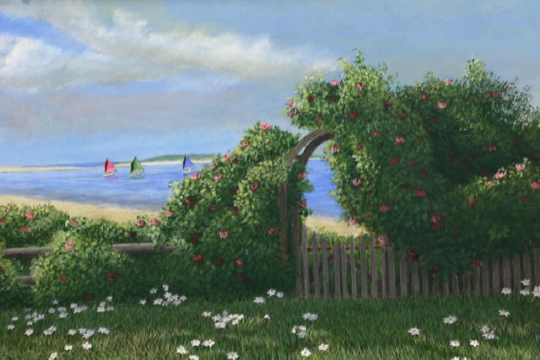 Tom Mielko Oil on Canvas - 4
