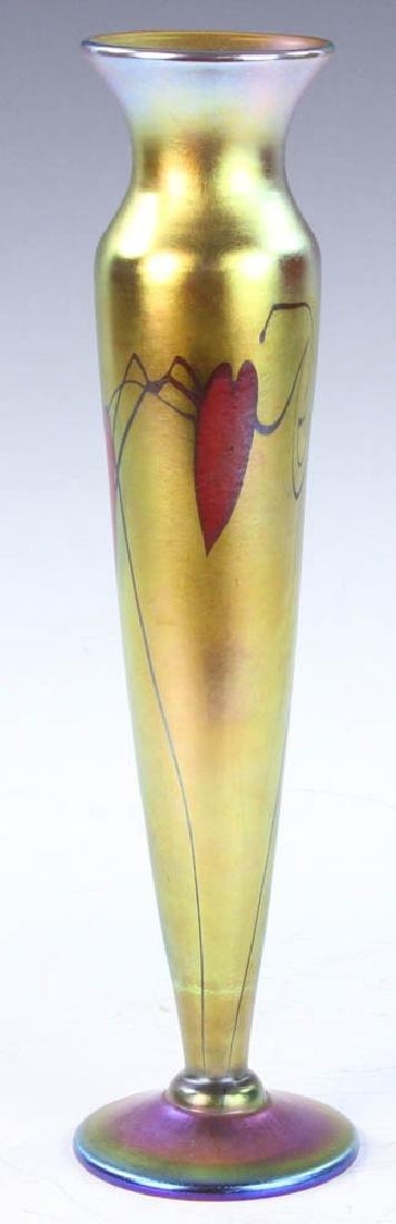 Lundberg Studios Art Glass Vase