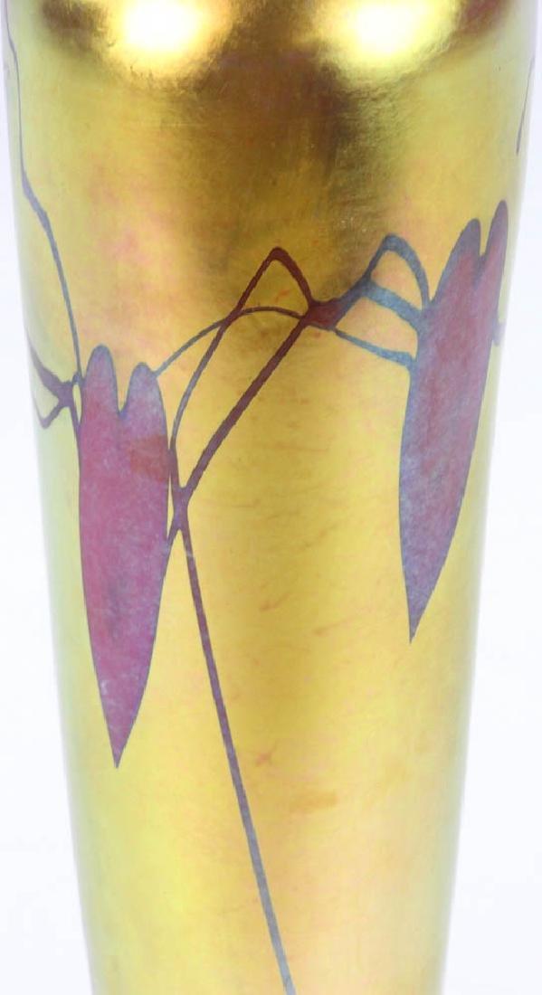 Lundberg Studios Art Glass Vase - 6