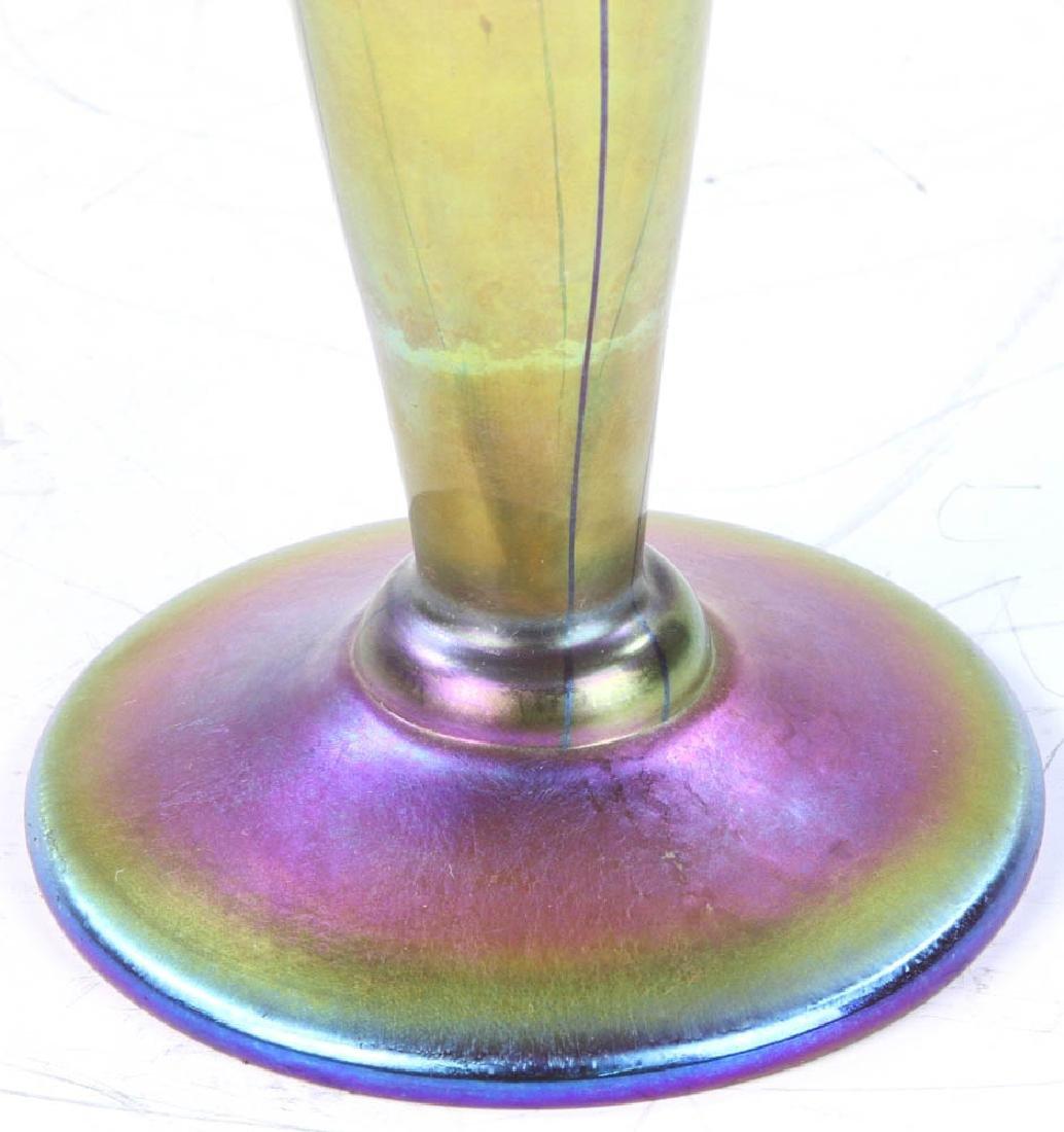 Lundberg Studios Art Glass Vase - 8