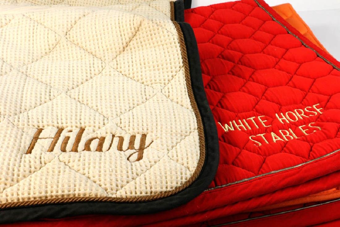 White Horse Stables Equestrian Blankets - 4