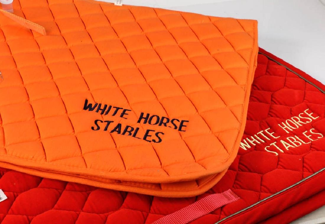 White Horse Stables Equestrian Blankets - 5