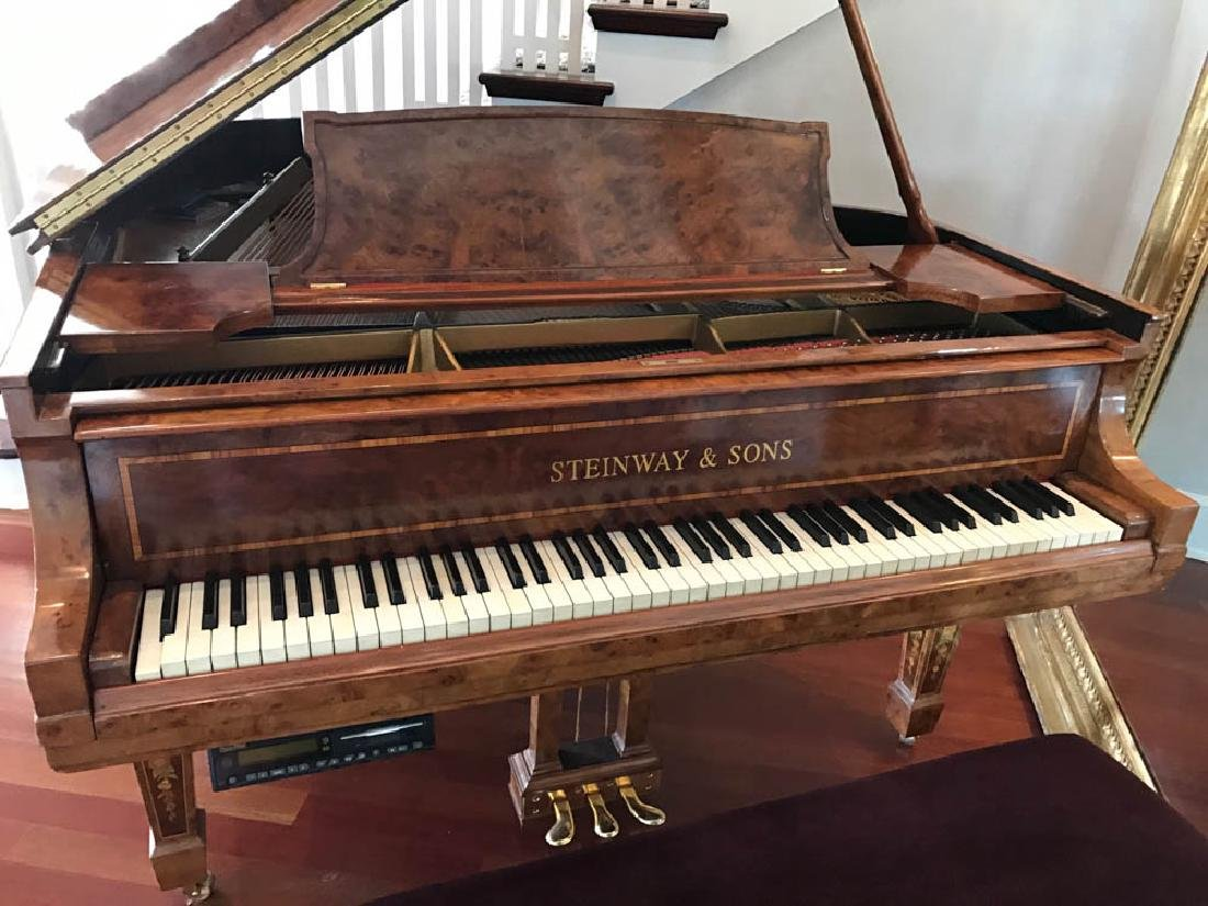 Exceptional Steinway Grand Piano