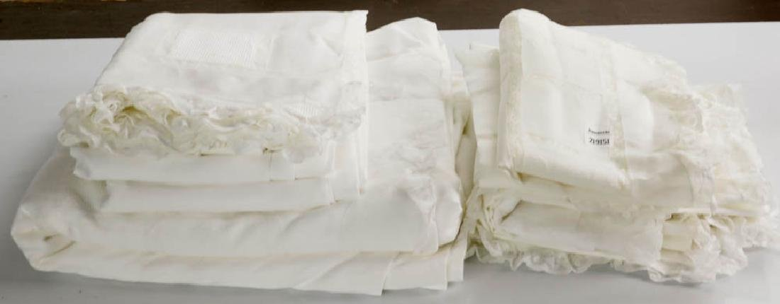 Custom Bed Linens by Dea Italian Linens