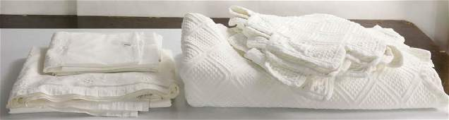 Custom Bed Linens by Malabar Grove
