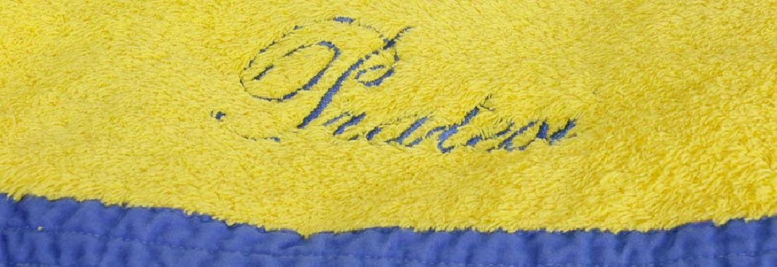 Pratesi Hand-Embroidered Beach Towels - 4