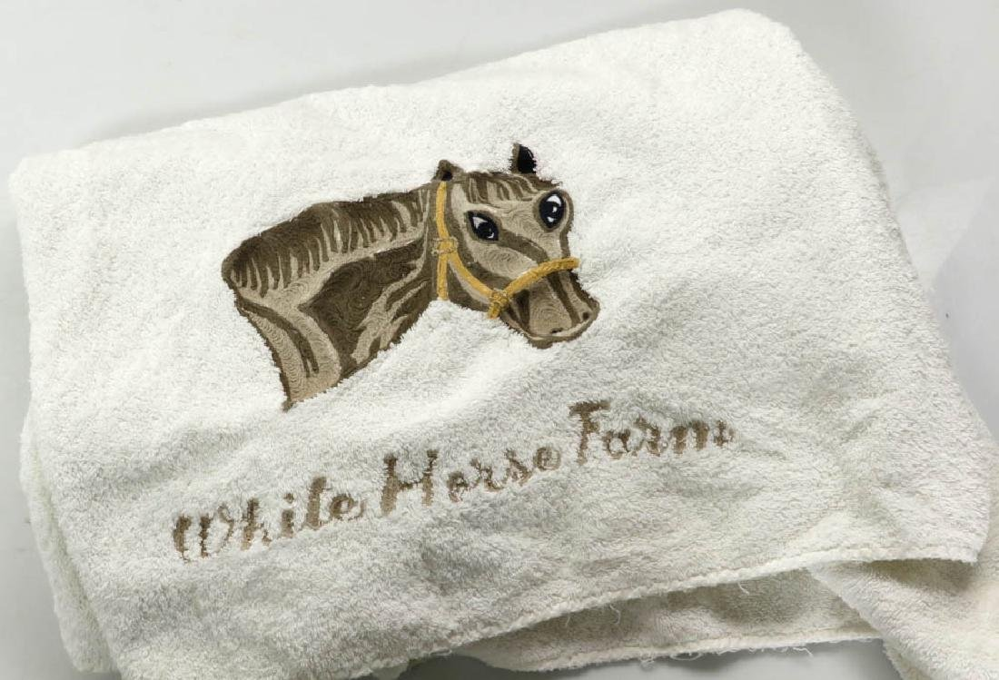 Cittadini Towels, Hand Embroidered - 3