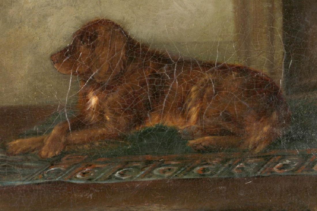 Portrait of English Golden Labrador - 5