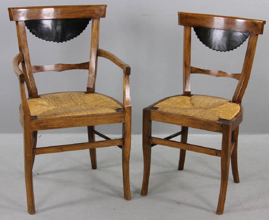 Pair of Antique Biedermeier Chairs