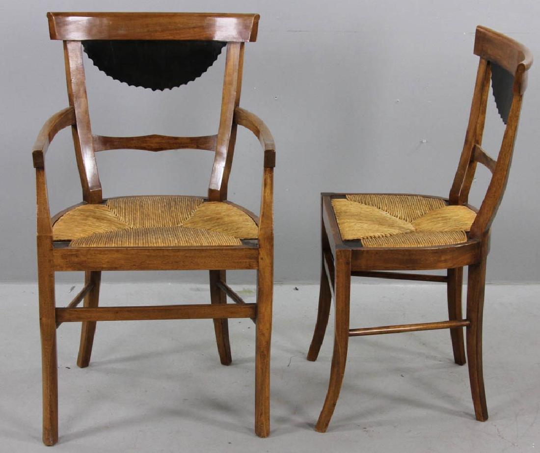 Pair of Antique Biedermeier Chairs - 2
