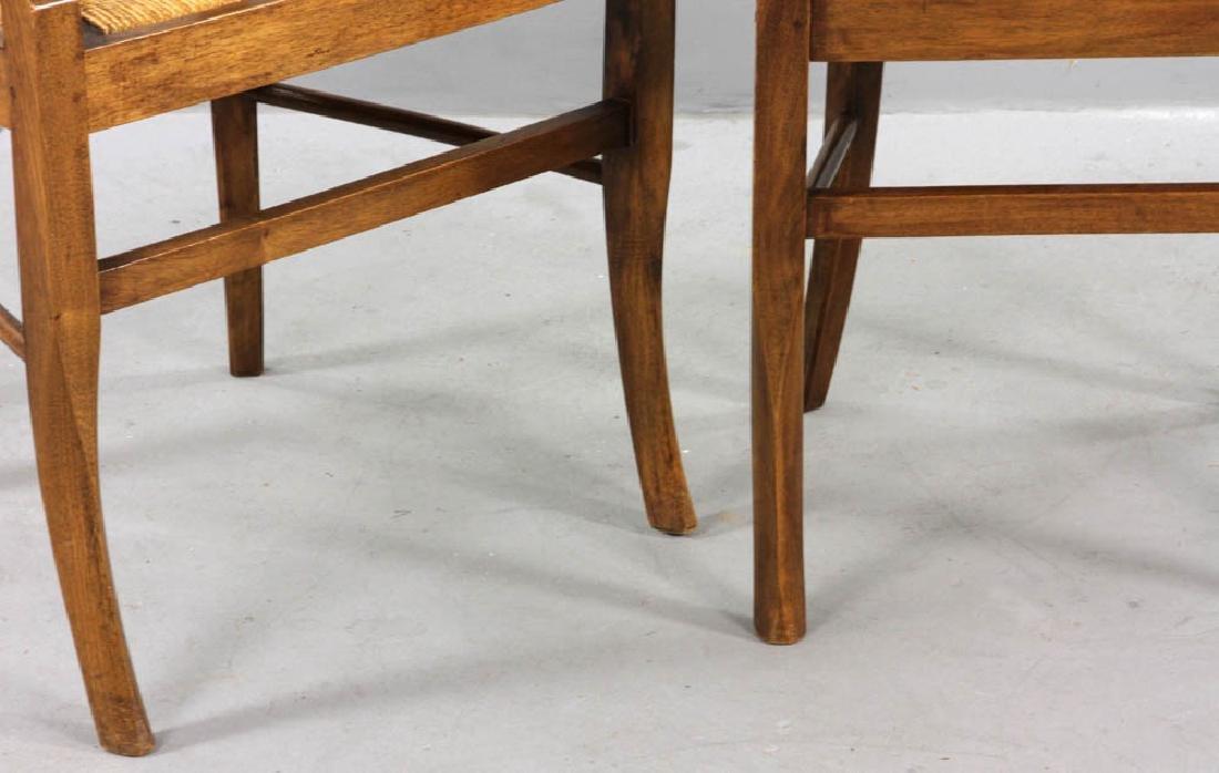 Pair of Antique Biedermeier Chairs - 7