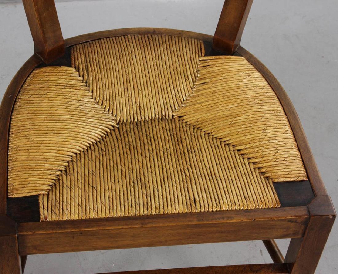 Pair of Antique Biedermeier Chairs - 9