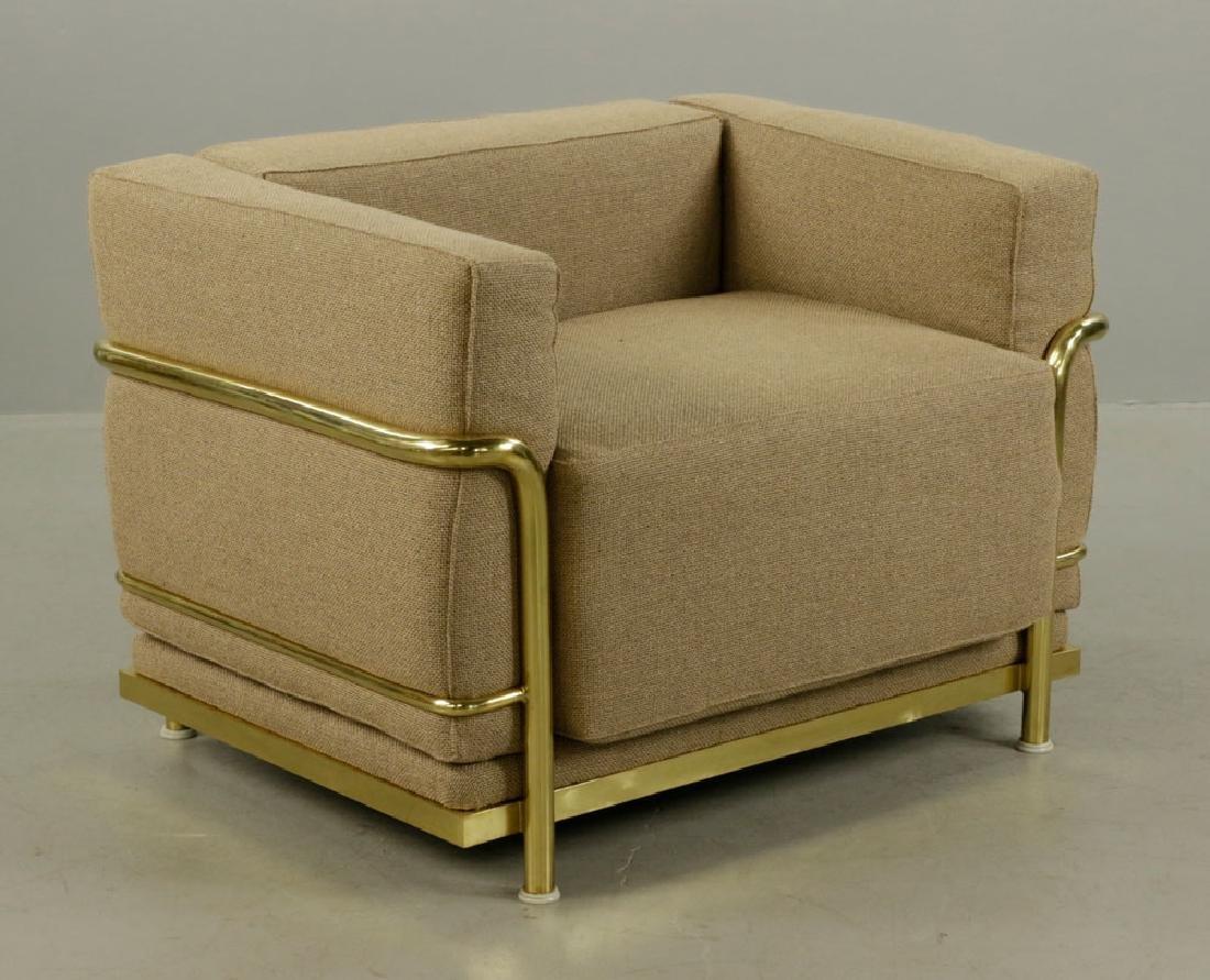 Le Corbusier Style Designer Armchair
