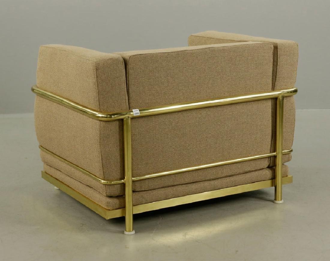 Le Corbusier Style Designer Armchair - 2