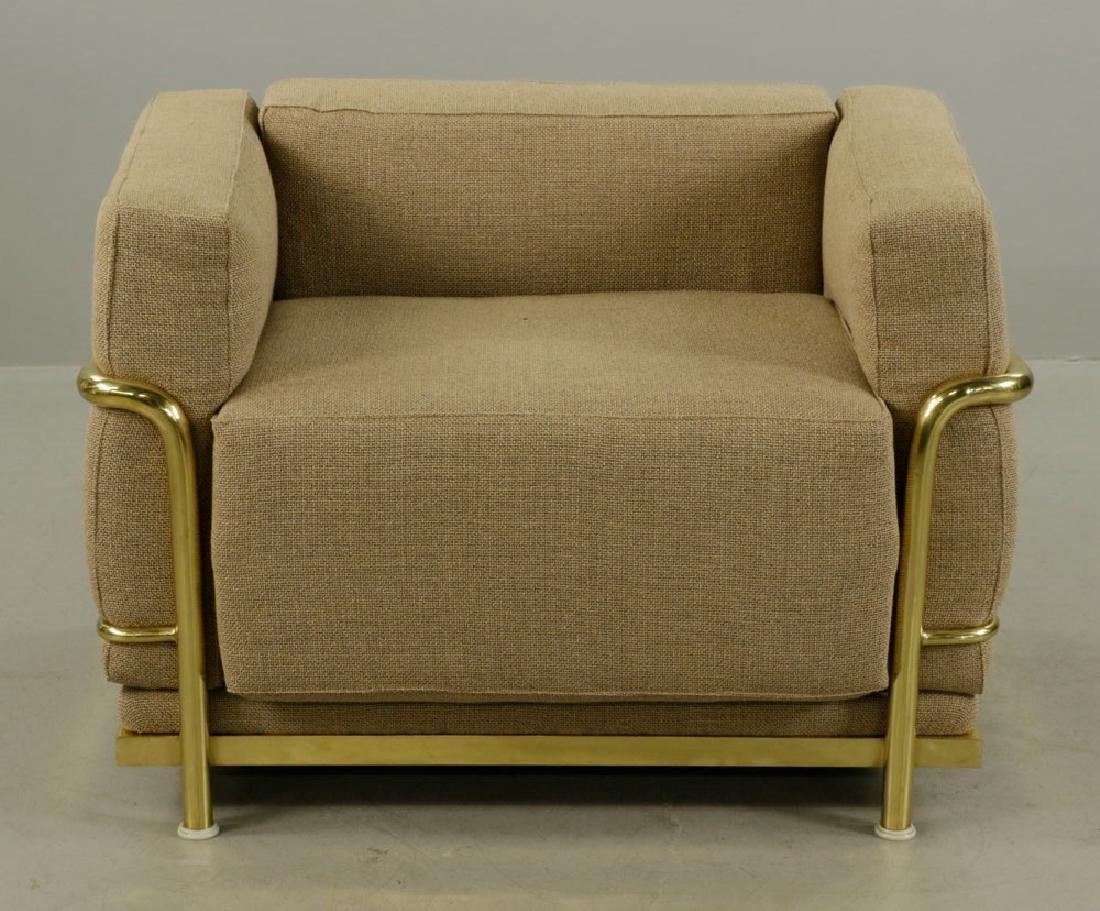 Le Corbusier Style Designer Armchair - 3