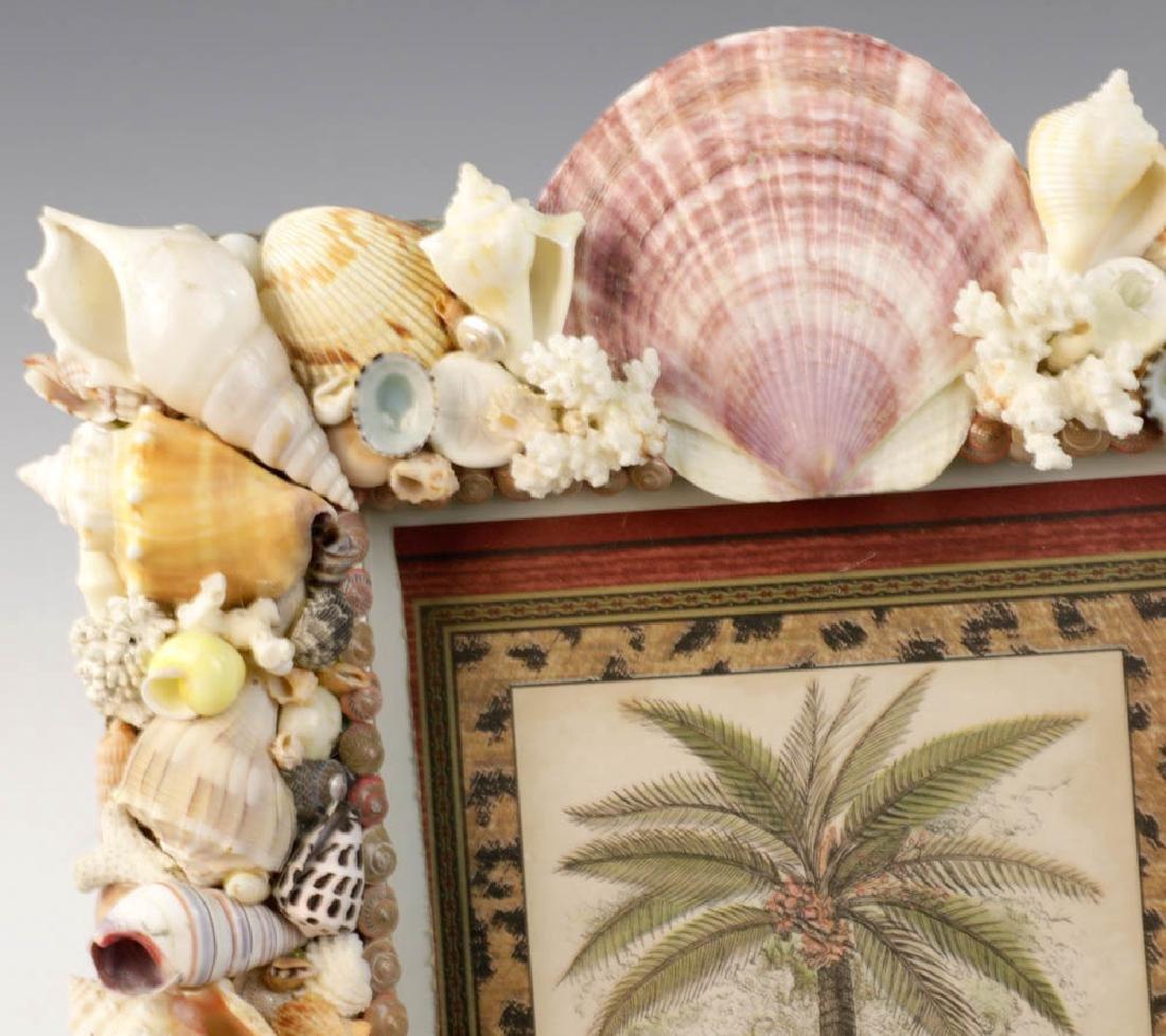 Designer Shell Art Frame - 3