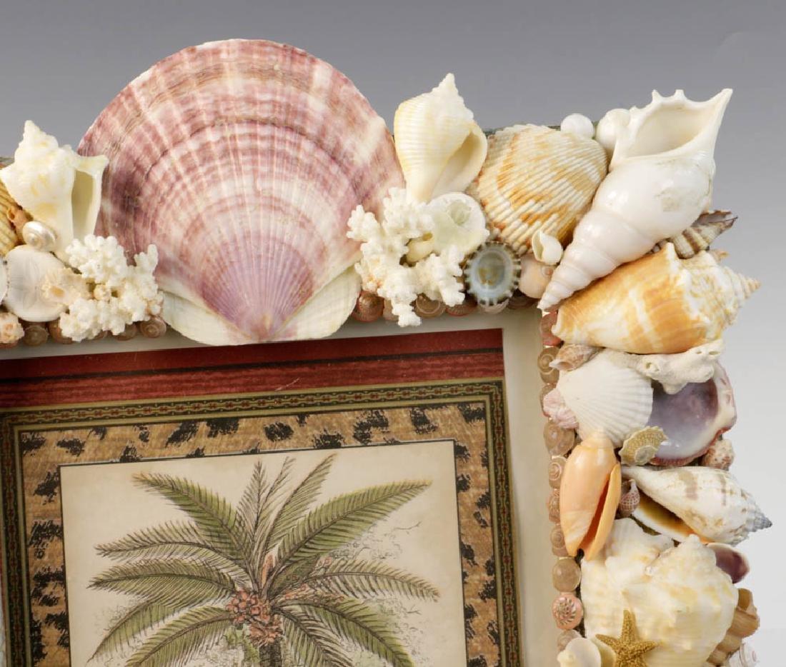 Designer Shell Art Frame - 4