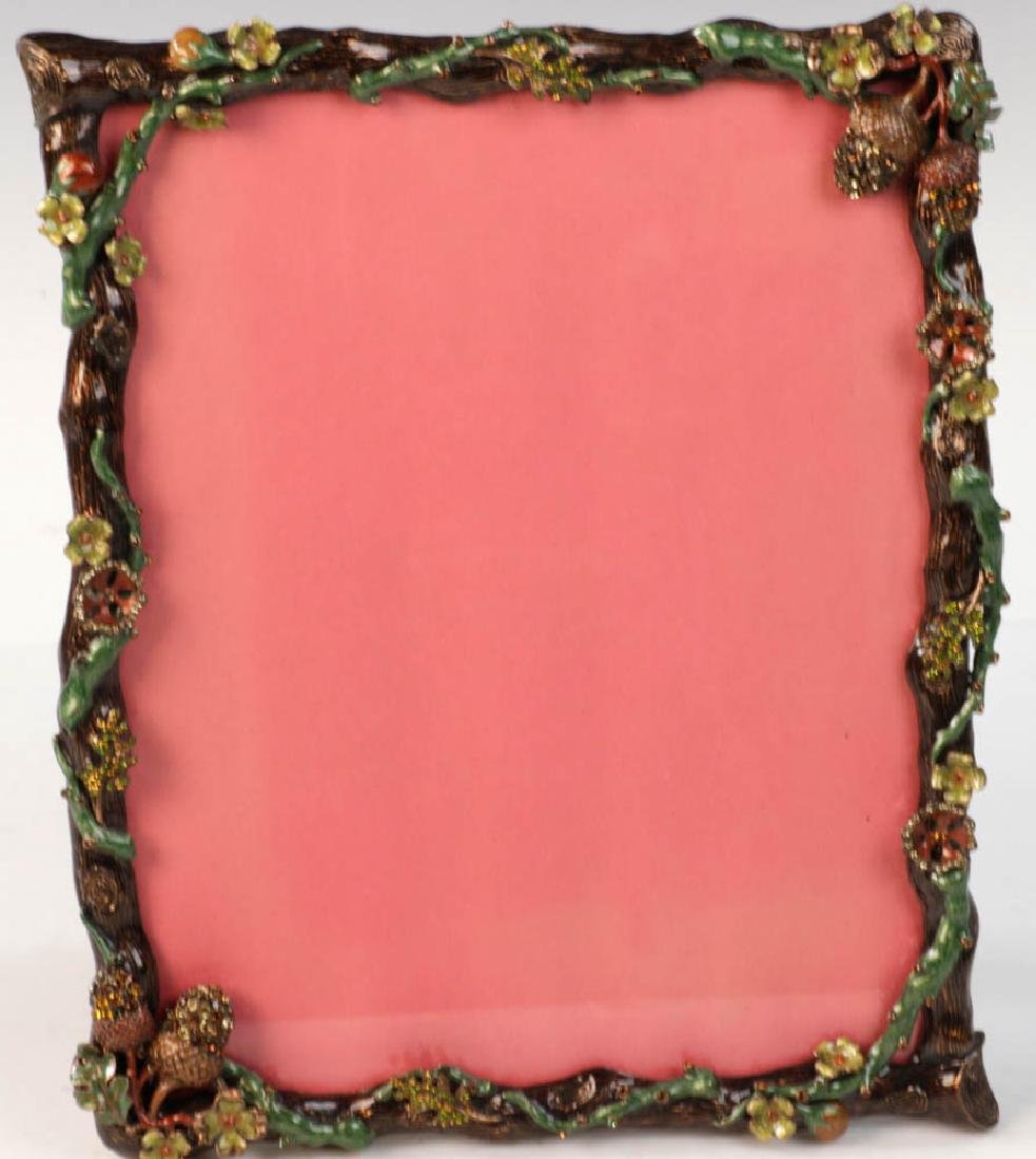 Jay Strongwater Designer Picture Frame - 3