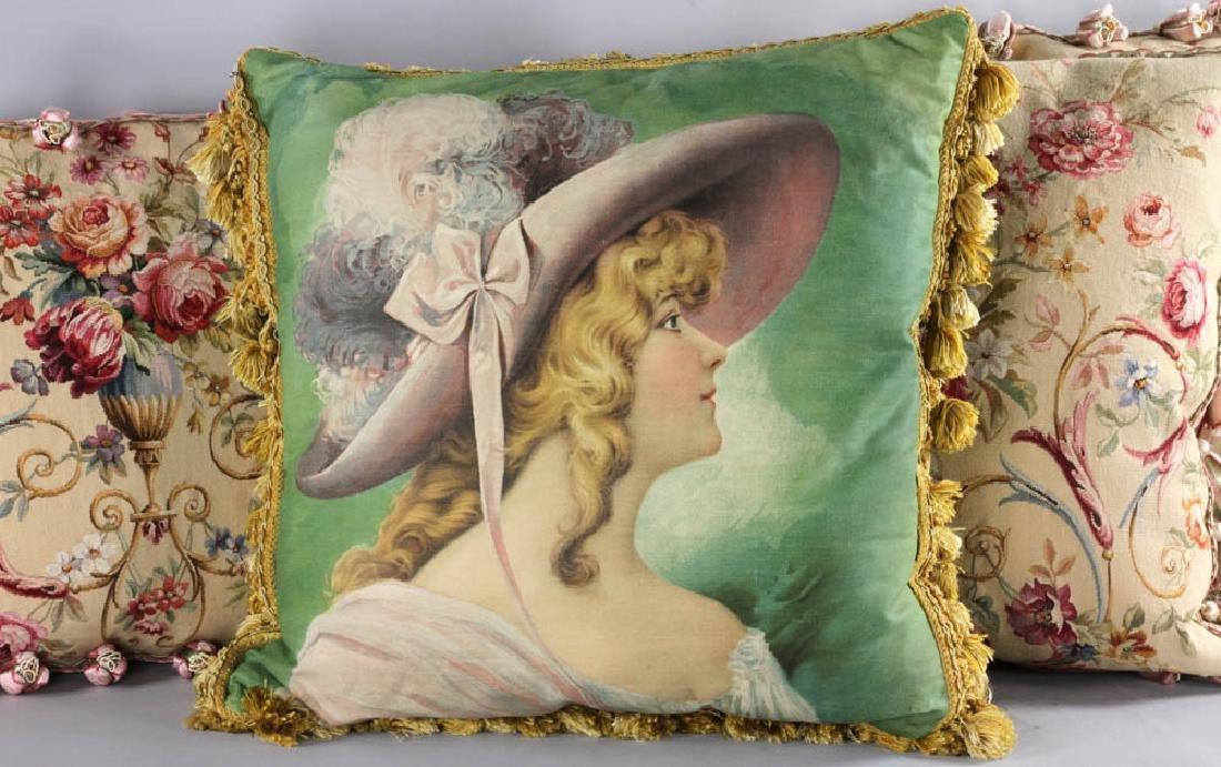 Four Decorative Cushions - 2