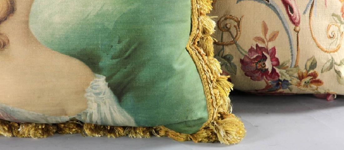 Four Decorative Cushions - 4